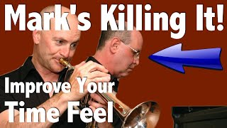 Find the Right Tempo | How to Improve Your Time Feel | Establish a Deep Groove