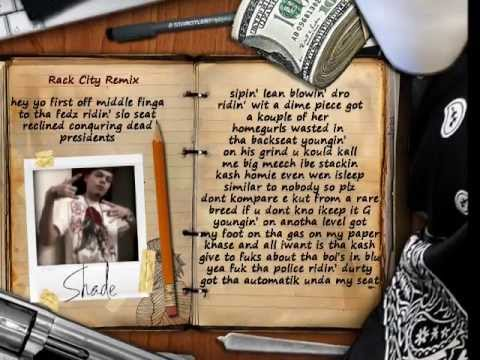 Shade-Rack City [Remix]