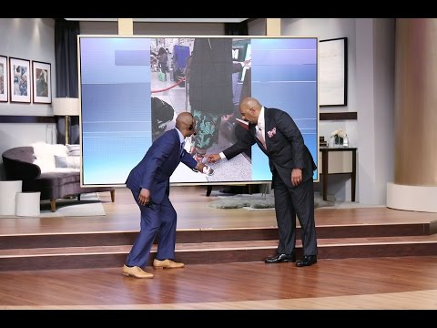, title : 'What are those?!?    STEVE HARVEY'