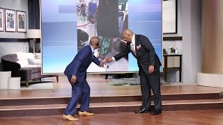 What are those?!? || STEVE HARVEY