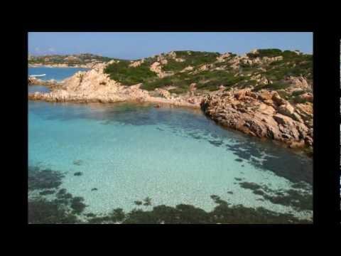 Isola di Budelli e Porto della Madonna, Parco Nazionale dell'Arcipelago di La Maddalena