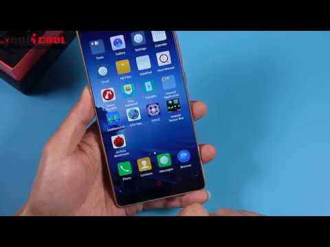 ZTE NUBIA Z17S Unboxing & Hands_On Video