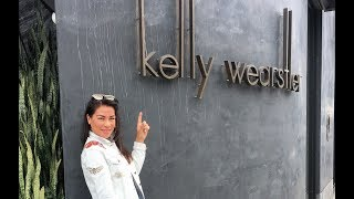 THE KELLY WEARSTLER BOUTIQUE!!! | LA TRAVEL VLOG 3