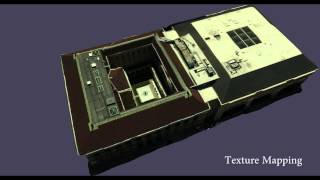 Automatic Modeling of Planar-Hinged Buildings - Eurographics 2013 (SP)