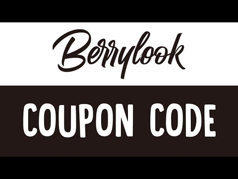 , title : 'BerryLook Coupon Code'