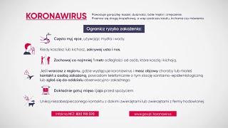 Koronawirus w Polsce. Rozmawiamy z ekspertami i odpowiadamy na najważniejsze pytania.