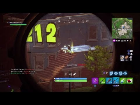 , title : 'Shenanigans in Tilted Towers'
