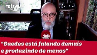 Josias de Souza: Falta foco a Paulo Guedes