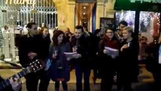 SoBo - Les Brunes ne ...(Lio cover) Vernissage LeGrandBoris