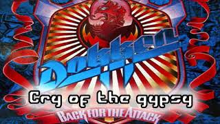 Dokken - Cry of the gypsy