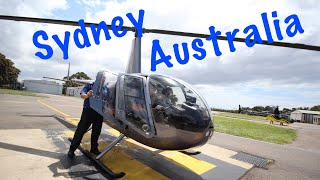 Helicopter Flight, Harbour Bridge Opera house, Top 10 Best Popular Beautiful Famous Places in Sydney