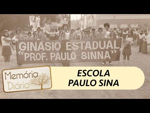 Escola Paulo Sinna constrói a sua história