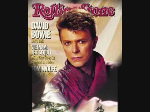 '87 and Cry (1987) (Song) by David Bowie
