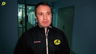 Дмитрий Максимов после матчей с «Арланом»
