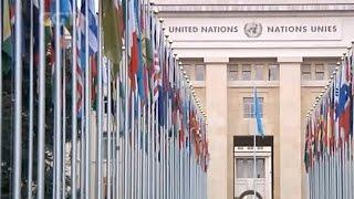 United Nations Office at Geneva, Switzerland