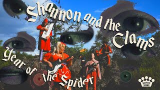 """Shannon & The Clams – """"Year Of The Spider"""""""