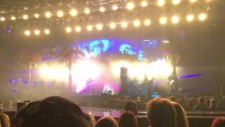 Apulanta - Kadut (live @ Helsingin jäähalli 2017)