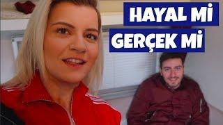 Enes Batur'un Filminde Oynadım! I Hayal Mi Gerçek Mi?