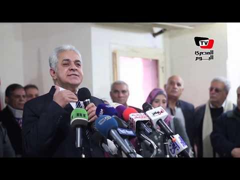 حمدين صباحي: لا للمشاركة في «مهزلة» تسمى انتخابات.. «خليك في البيت»