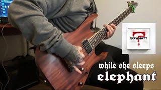 While She Sleeps   Elephant |Guitar Cover| (Intro)