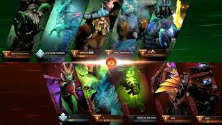 Team Serenity vs Invictus Gaming Game 3 | The International 8 China Qualifier Winners Finals