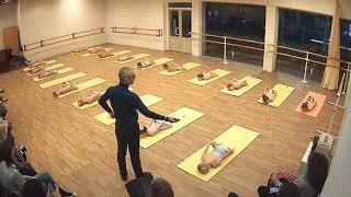 "Школа балета ""ПА-ДЕ-ША"" открытый урок  ""Pas-de-Chat"" School of ballet (FullHD)"