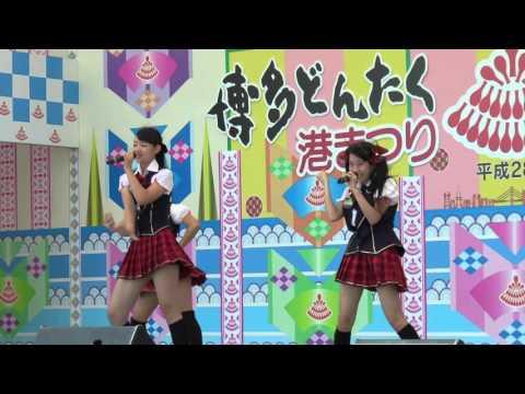 2016 5-4 Lovit's!   博多どんたく 港本舞台 ②