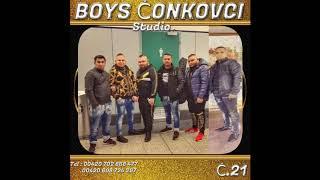 "Video thumbnail of ""Boys Čonkovci 21 - Palis tuke Devla 02 (COVER)"""