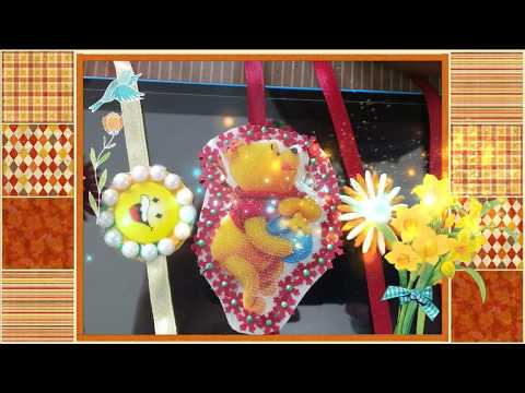 Easy Rakhi making ideas in  minutes
