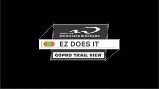 Whistler Bike Park introduces EZ Does It, the park's easiest flow trail.
