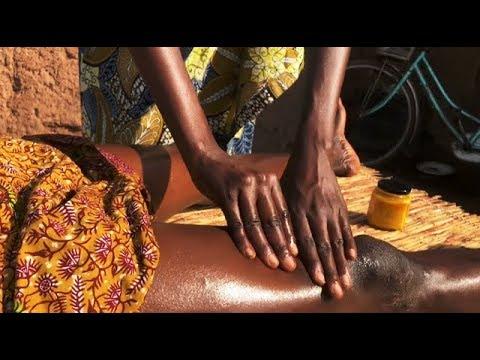 Shea Butter for Thigh Massage
