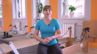 Простые и эффективные упражнения при остеохондрозе 2ч.