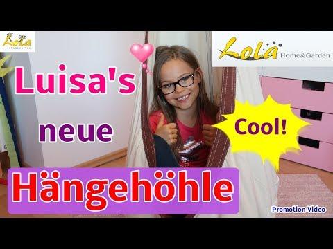 Luisa's neue Hängehöhle von Lola home&garden