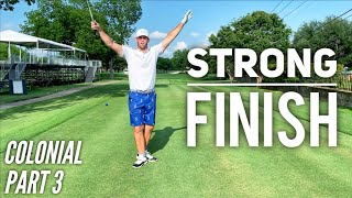 Can I Shoot Under Par? | Colonial Part 3