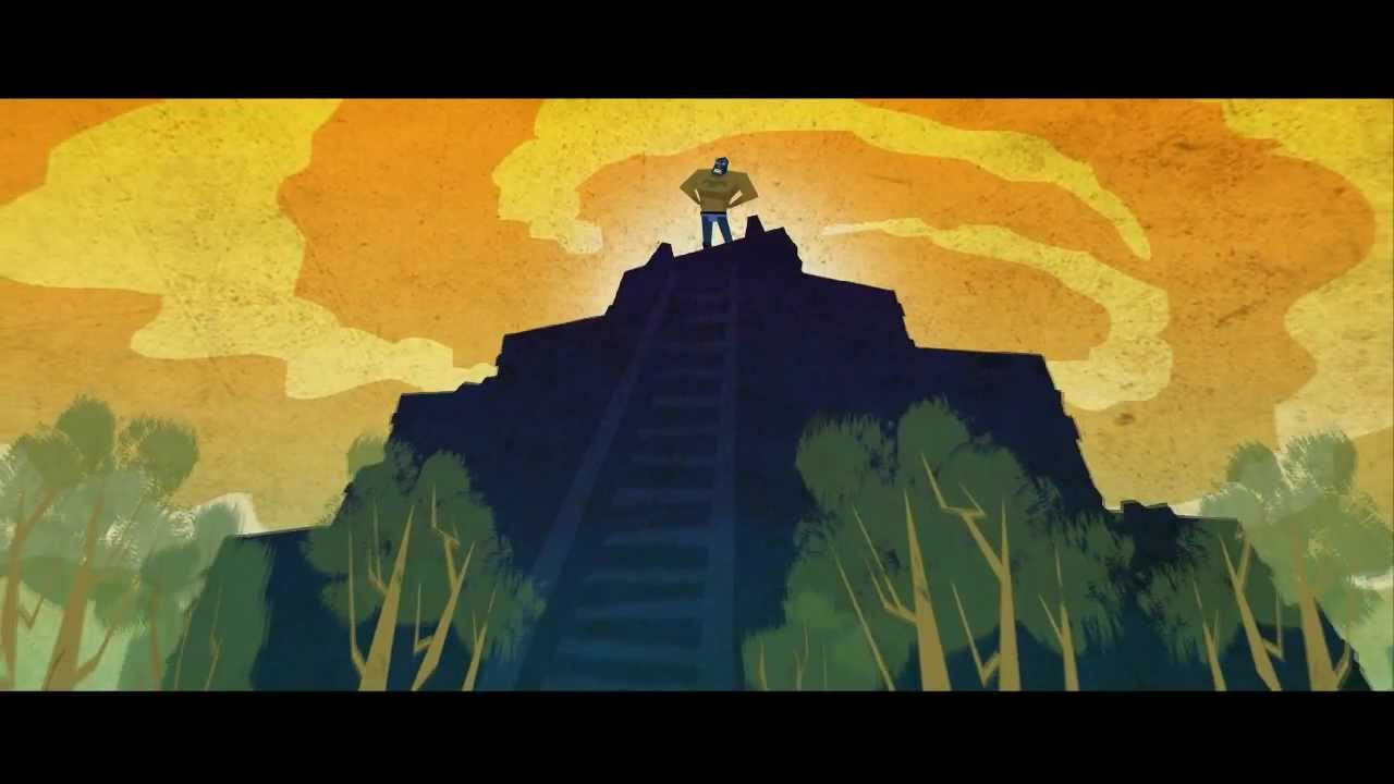 Guacamelee! PS3! PS Vita! Pub Fund! Chickens!