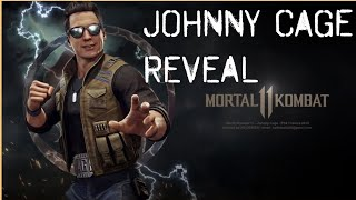 Mortal Kombat 11 - (Episode 3) New Character Johnny Cage İntroduced