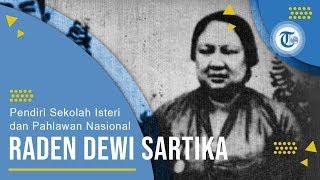 Profil Raden Dewi Sartika - Pendiri Sekolah Isteri dan Pahlawan Nasional