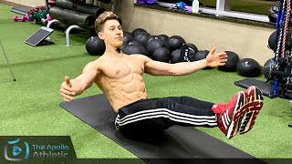 The PERFECT Athletic Home Workout | Full Body | NO EQUIPMENT