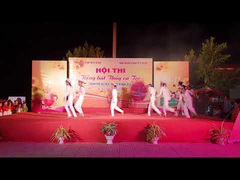 Múa: Ngày trở về - Trường THCS Tô Châu