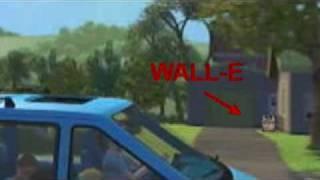 Where's WALL•E?