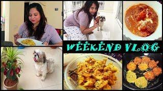 He Made My Saturday Boring | Cooking Aloo Posto | Watching Raazi | Indian Petmom 😭😭🍛🎬