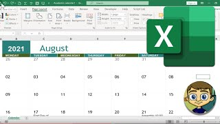 Creating a Calendar in Excel