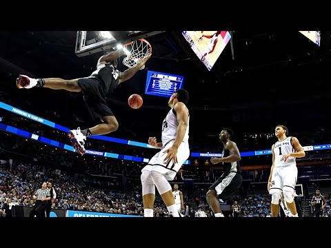 Top 8 dunks from Day 2 of the 2018 NCAA Tournament