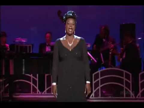 Laurice Lanier sings God Bless the Child in 3 Mo' Divas live DVD taping for the PBS special at Denver Center Theatre Company; Denver, CO.