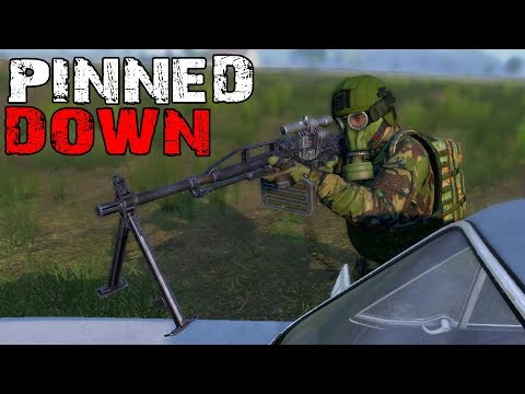 PINNED DOWN! - DayZ Standalone 1.02 EP43