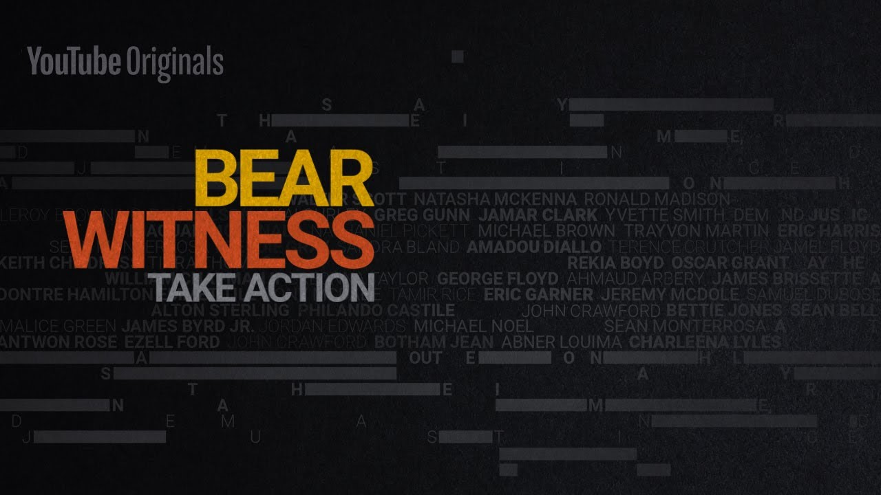 Bear Witness, Take Action
