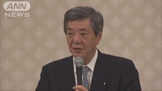 竹下総務会長、石破氏支持を表明自民総裁選18/08/13