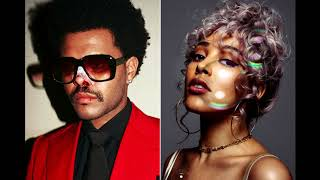 The Weeknd - In Your Eyes Remix ft Doja Cat (432hz)