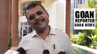 Goan Reporter: MGP leader Sudin did not take our concerns in front of BJP Leaders:Deepak pauskar