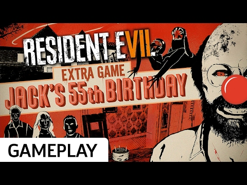 Happy Birthday! Resident Evil 7: Banned Footage Vol. 2 Gameplay thumbnail